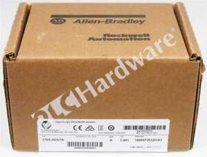 New Allen Bradley 1769 aentr a 2017 Compact I o Ethernet ip 2 enet Ports