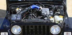 Sprintex Supercharger Kit Jeep tj 4 0 2005 2006 With Tuning