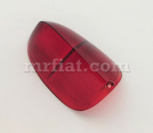 Borgward Isabella Early Red Tail Light Lens New