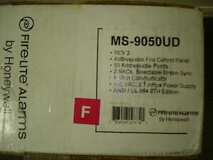 Fire Lite Ms 9050ud new