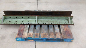 Angle Plates 1 Pair 72 Wide X 7 875 X 5 5