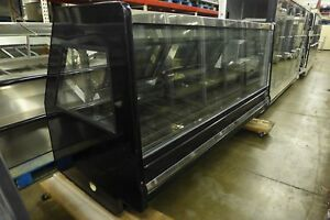 Kysor Ns39s1 8 Service Glass Fresh Red Meat Deli Grocery Cooler Display Case