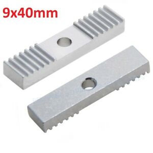 Reprap 3d Printer Open Ended Belt Toothed Clamp Gear Fixed Holder Backet 9x40mm