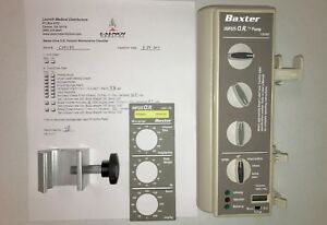 Baxter bard Infus O r Syringe Pump patient Ready With 1 Year Warranty