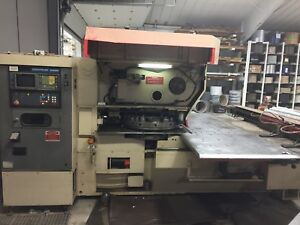 Centrum 2000 q Wiedemann Turret Punch Press And Tooling