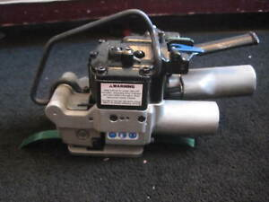 Signode 5 8 Strapping Tool Model Vt16 Pneumatic Fromm Orgapack 2