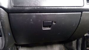99 00 01 Vehicross Glove Box Assembly black