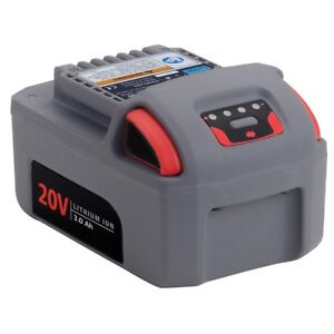 Ingersoll rand Bl2010 Iqv20 Lithium ion 20v 3 0 Amp Battery