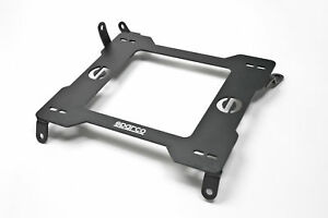 Sparco 600 Series Driver Side Seat Base For 92 98 Honda Del Sol 600sb174l