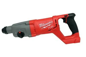 Milwaukee 2713 20 M18 Fuel 1 Sds Plus D handle Rotary Hammer Drill Tool Only
