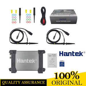 Hantek Ht6022be 20mhz 6022be Pc Based Usb Digital Storage Oscilloscope Virtual F