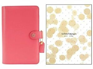 Webster s Pages Wbpa5001 lp Webster s Pgs Color Crush Binder A5 Light Pink Ccrus