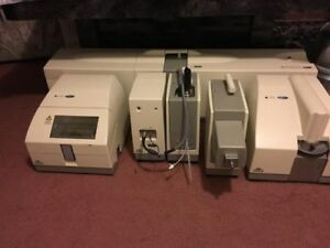 Malvern Mastersizer 2000 Particle Size Analyzer W hydro 2000up