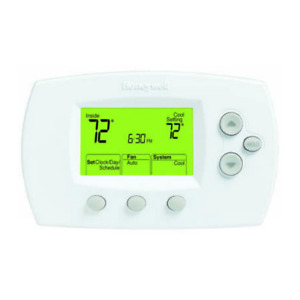 Honeywell Th6110d1005 Programmable Thermostat Focuspro 6000 5 1 1 Day 1h 1c