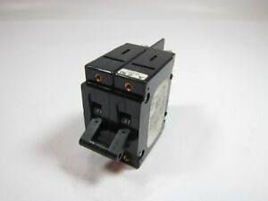 New Sensata Airpax Upl11 1 61 403 b Circuit Breaker 2p 40a 250v 50 60 Hz