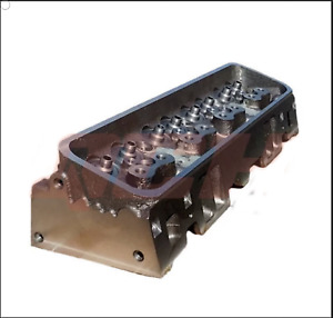 New Chevy Gm Marine 305 5 0 Ohv 520 059 Vortec Cylinder Head Bare Cast No Core