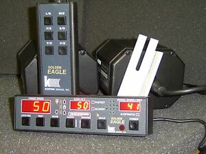 Police Radar Kustom Golden Eagle Mov And Sta Fastest And Same 1 Year Warr