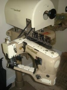 industrial Sewing Machine Union Special Model 36200 Aa 4 Needles