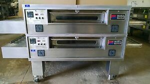 Middleby Marshall Ps570 Nat Gas Conveyor Pizza Oven With Mfr Warranty