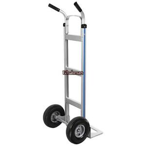 500lb Heavy Duty Moving Dolly 2 Wheels Hand Truck Rolling Appliance Cart Quality