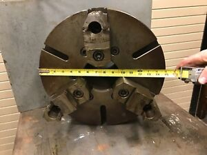 15 3 Jaw Buck Chuck L1 Spindle For Lathe