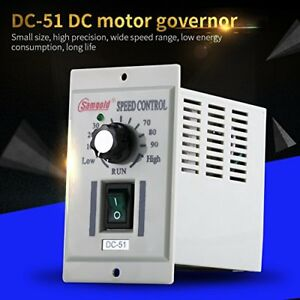 Motor Switch Electric Speed Controller Regulator For Permanent Magnet Dc Motor