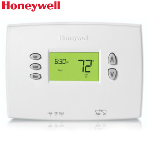 Honeywell Thermostat Pro 2000 Horizontal Programmable 2h 1c Th2210dh1000