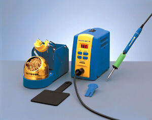 Hakko Fx951 66 fx 951 Digital Soldering Station With T15 bll Long Conical Tip