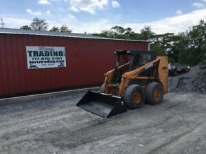 2003 Case 40xt Skid Steer Loader