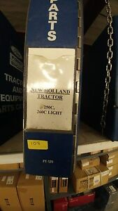 New Holland Industrial Tractors Parts Catalog 250c 260c Light 108