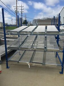 Flow Rack For Picking Orders To Ship 3 Units 250 00 Each