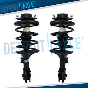 2 Front Strut For 2000 2001 2002 2003 2004 2005 Mitsubishi Eclipse 2 4l 3 0l
