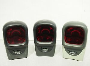 Lot Of 3 Symbol Barcode Scanner Ls9208 No Cables For Usb Interface Tested