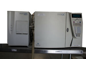 Thermo Trace Gc ms gcms
