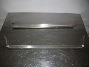 Oem Hobart Am14 Dishwasher Dish Rack Rails Tracks