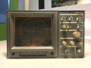 Tektronix 1720 Vectorscope Power Tested Great Condition Audio Monitor