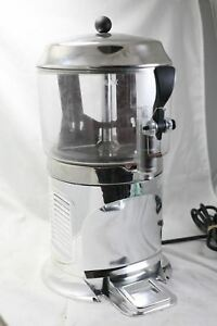 Bras International Spa Scirocco Hot Chocolate Machine Dispenser 12m23 089811
