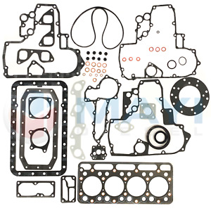 Full Gasket Set For Kubota V1702 And Bobcat 743