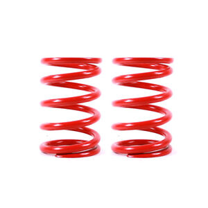 Red Coil Coilover Springs 8k 153mm 450 Lbs 6 In 65mm 2 5 I d Pair 28