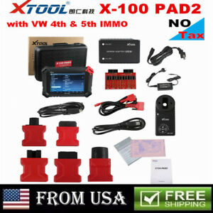 Us Ship Xtool X 100 Pad2 Special Functions Auto Programmer With Vw 4th