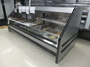 New Kysor Warren 8 Cx2xg Meat Deli Cheese Cooler Refrigerator Grocery Case