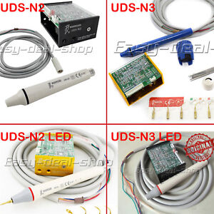 Woodpecker Uds n2 uds n3 Ultrasonic Endo Led W o Led Dental Scaler Handpiece Ems