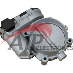 New Throttle Body Assembly 2007 2011 Mercedes S Sl Clk Cl Ml Gl 550 V8 5 5l