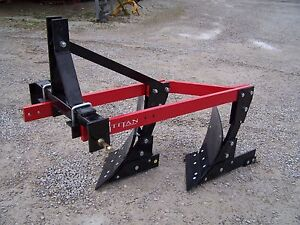 New Titan Model 6214 2 14 turning Plow 3 Pt We Can Ship Cheap