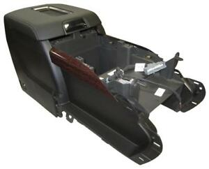 Factory New Oem Gm Tahoe Suburban Center Console Assembly Jet Black 23467975