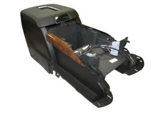 Factory New Oem Gm Tahoe Suburban Center Console Assembly Jet Black 23468040