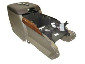 Factory New Oem Gm Tahoe Suburban Center Console Assembly Dune 23468042
