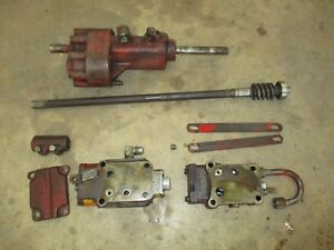 Ih Farmall 450 400 300 350 Complete Factory Behlen Working Power Steering Unit