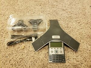 Cisco Ip Conference Station Cp 7937g With Brand New Mic Kit