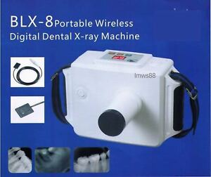 Cordless Wireless Portable Handheld Dental X ray Unit X Ray Machine Instrument
